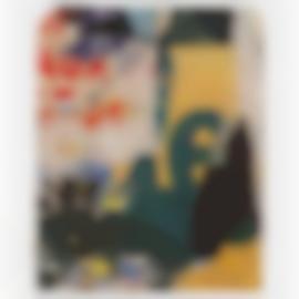 Raymond Hains-Sans Titre-1976