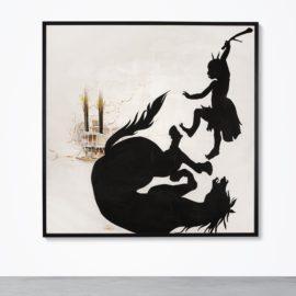 Kara Walker-Untitled-1996