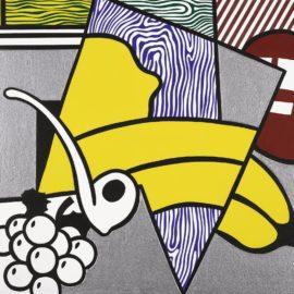 Roy Lichtenstein-Cubist Still Life-1974