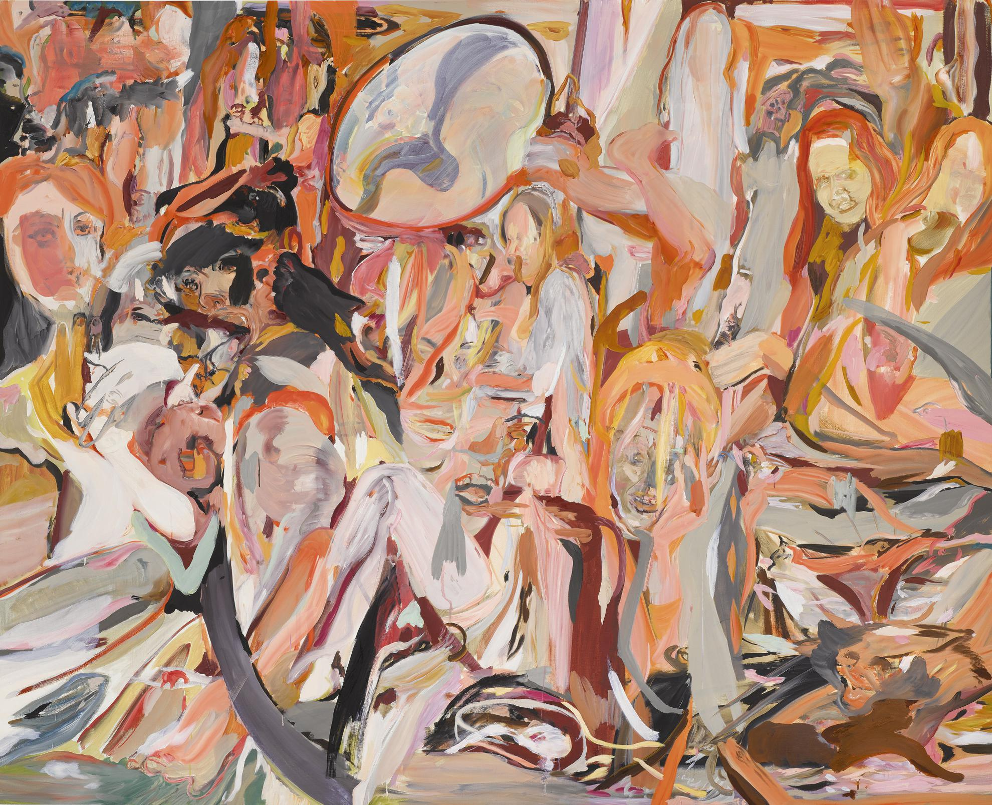 Cecily Brown-Where They Are Now-2013