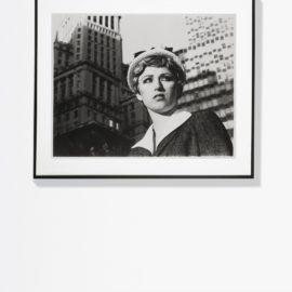 Cindy Sherman-Untitled Film Still #21A, City Girl Close-Up-1978
