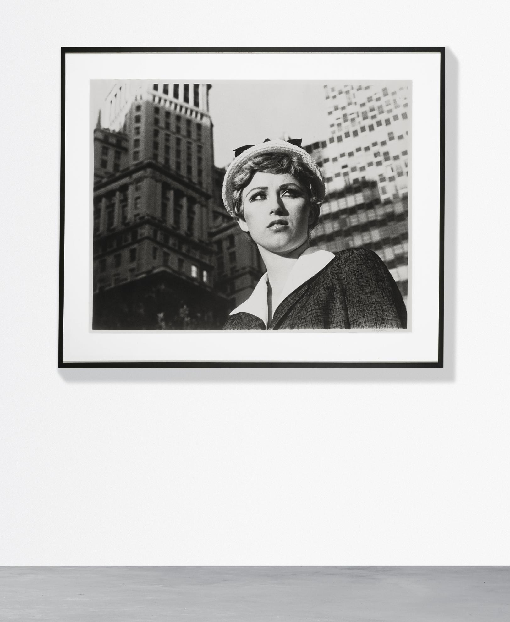 Cindy Sherman-Untitled Film Still #21A, City Girl Close-Up-1978