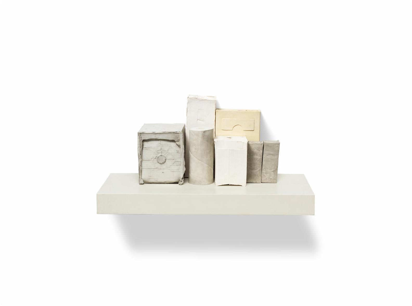 Rachel Whiteread-Model III-2006