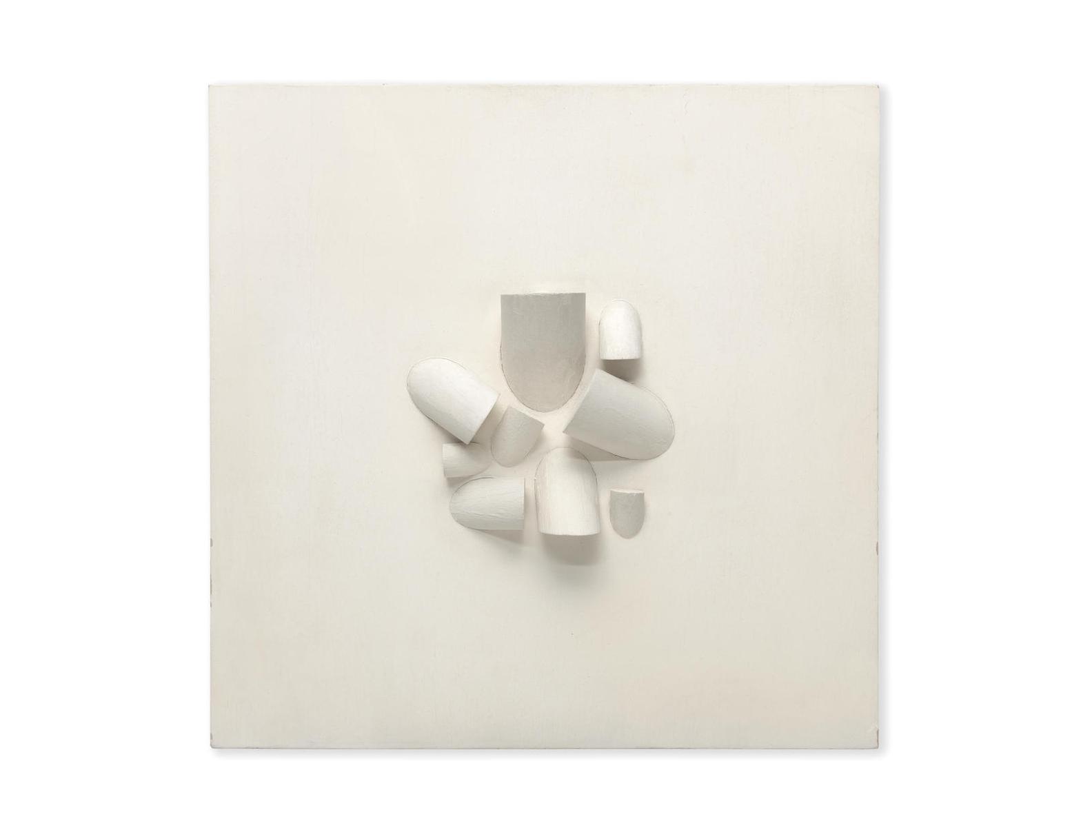 Sergio Camargo-Untitled (Relief 205)-1968