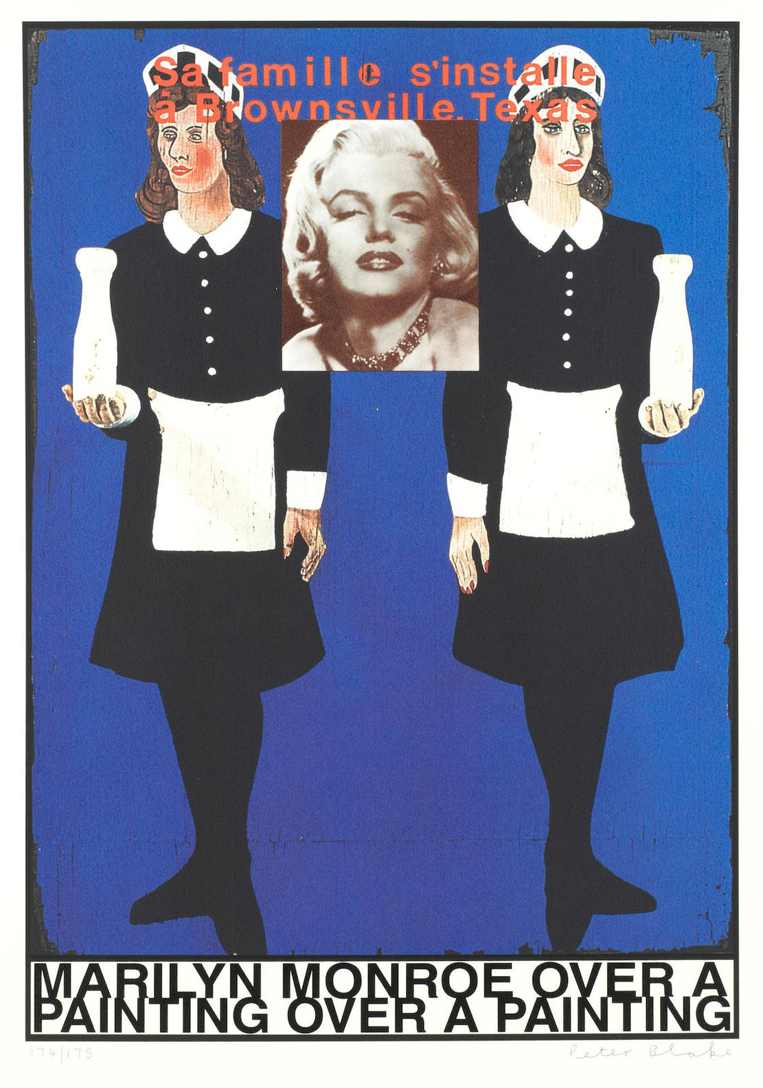 Sir Peter Blake - Milk Maids-2009