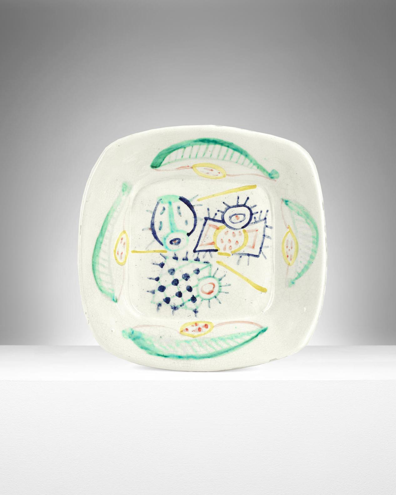 Pablo Picasso-Fruits De Provence Service (A.R.68)-1948