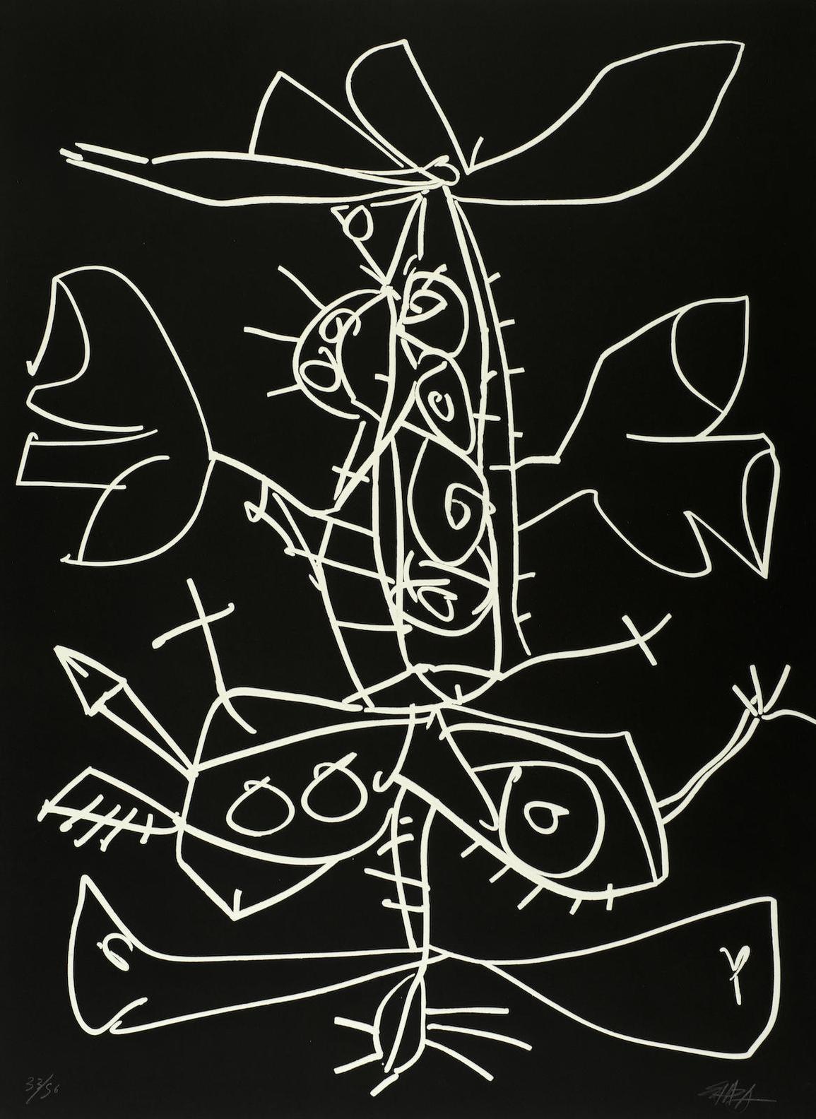 Antonio Saura-Novisaurias (Cramer 81-85; Galfetti 79-83)-1969