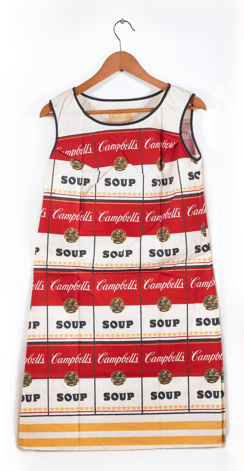 Andy Warhol-After Andy Warhol - The Souper Dress (Not In F. & S.)-1965