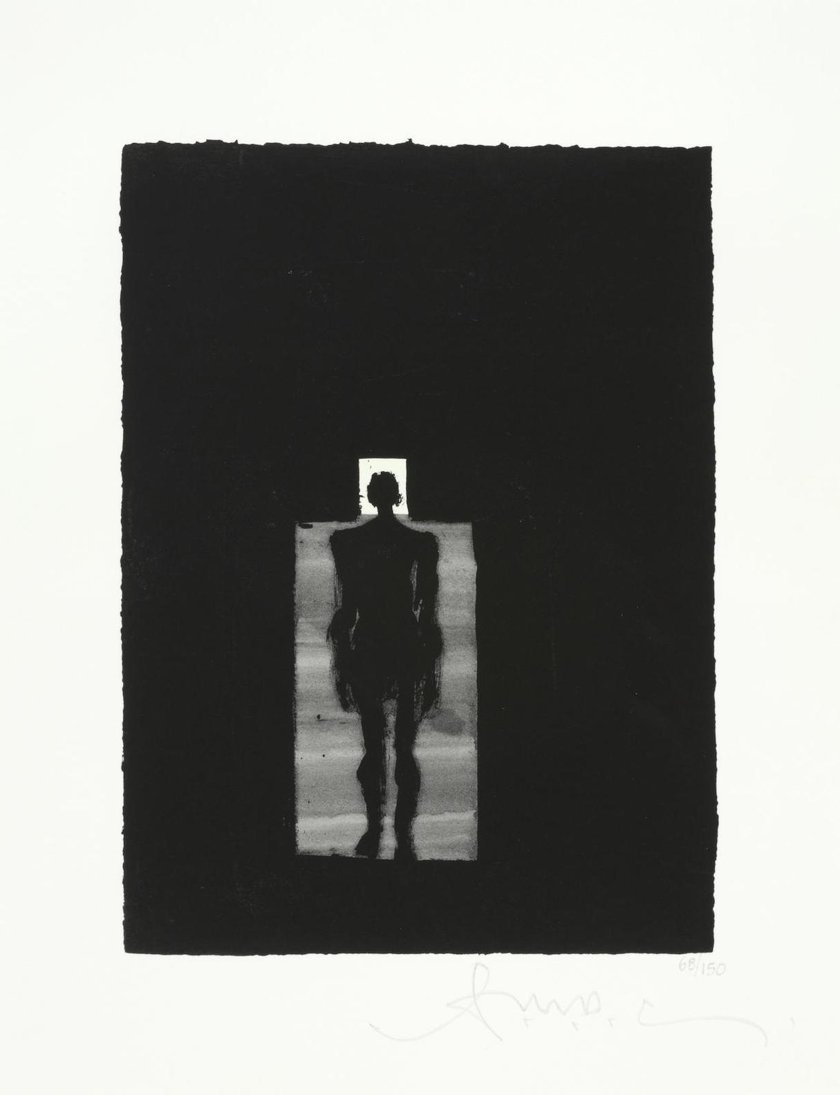 Antony Gormley-Room-2008