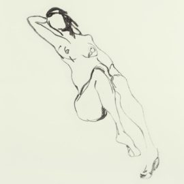 Tracey Emin-In My Mind II-2014