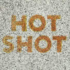 Ed Ruscha-Hot Shot, From Eighteen Small Prints-1973