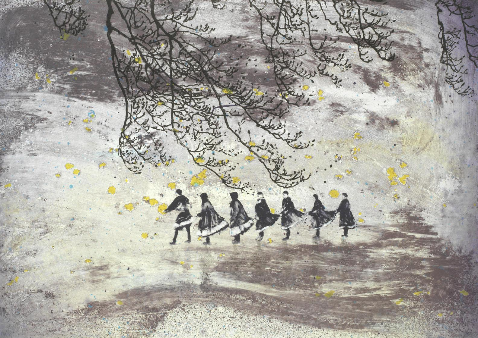 Elizabeth Magill-Skirt Tales, From The Parlous Land-2006