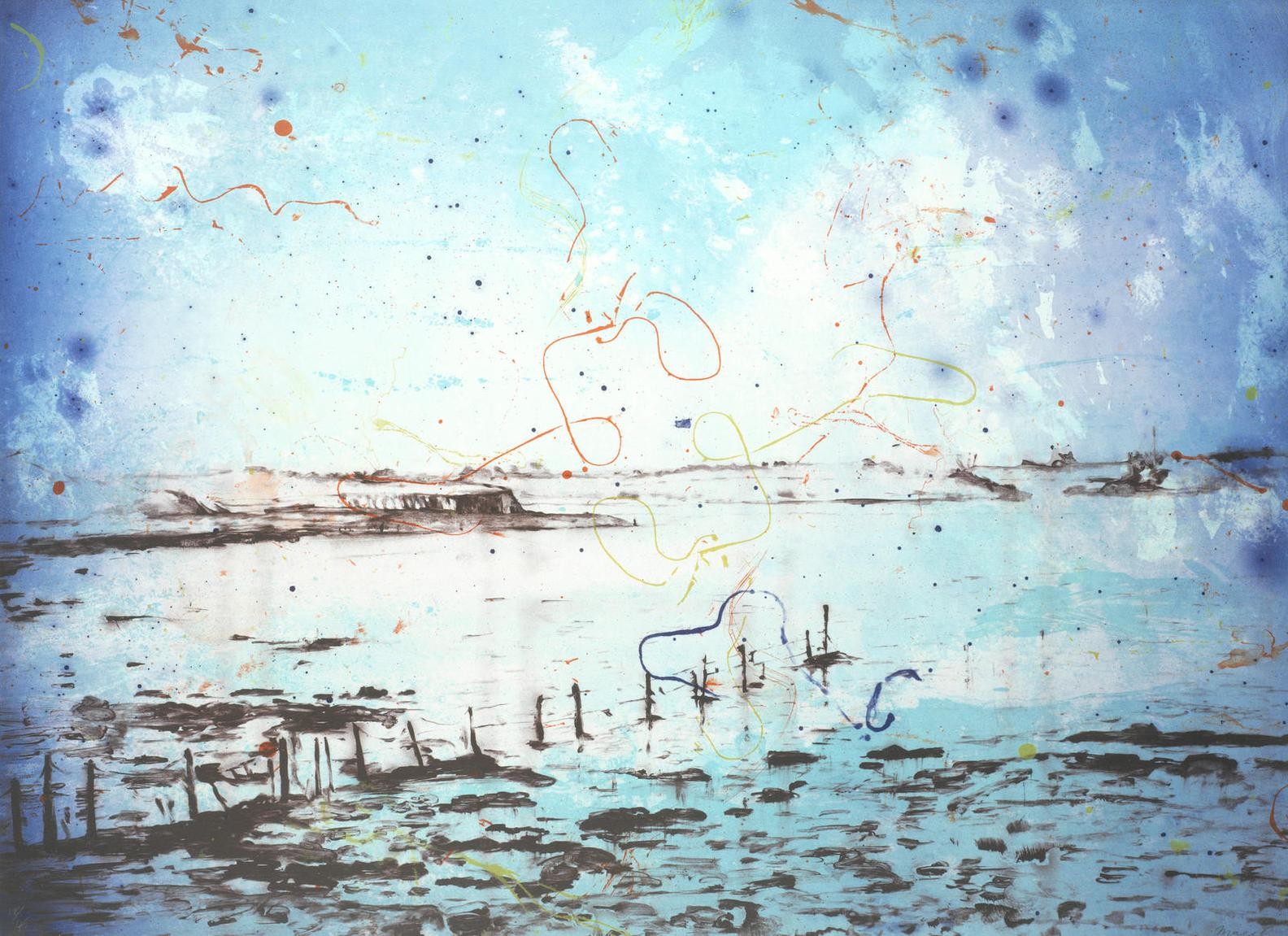 Elizabeth Magill-Lower Lough, From The Parlous Land-2006