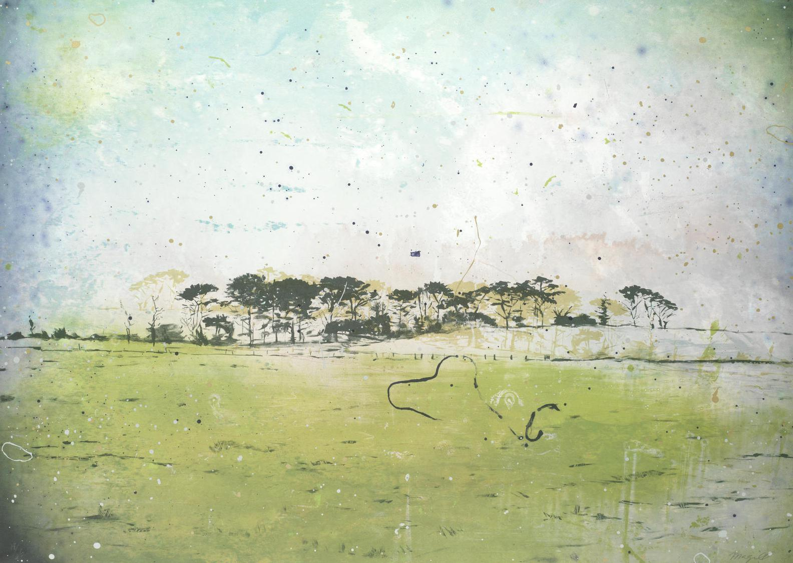 Elizabeth Magill-Roches Point, From The Parlous Land-2006