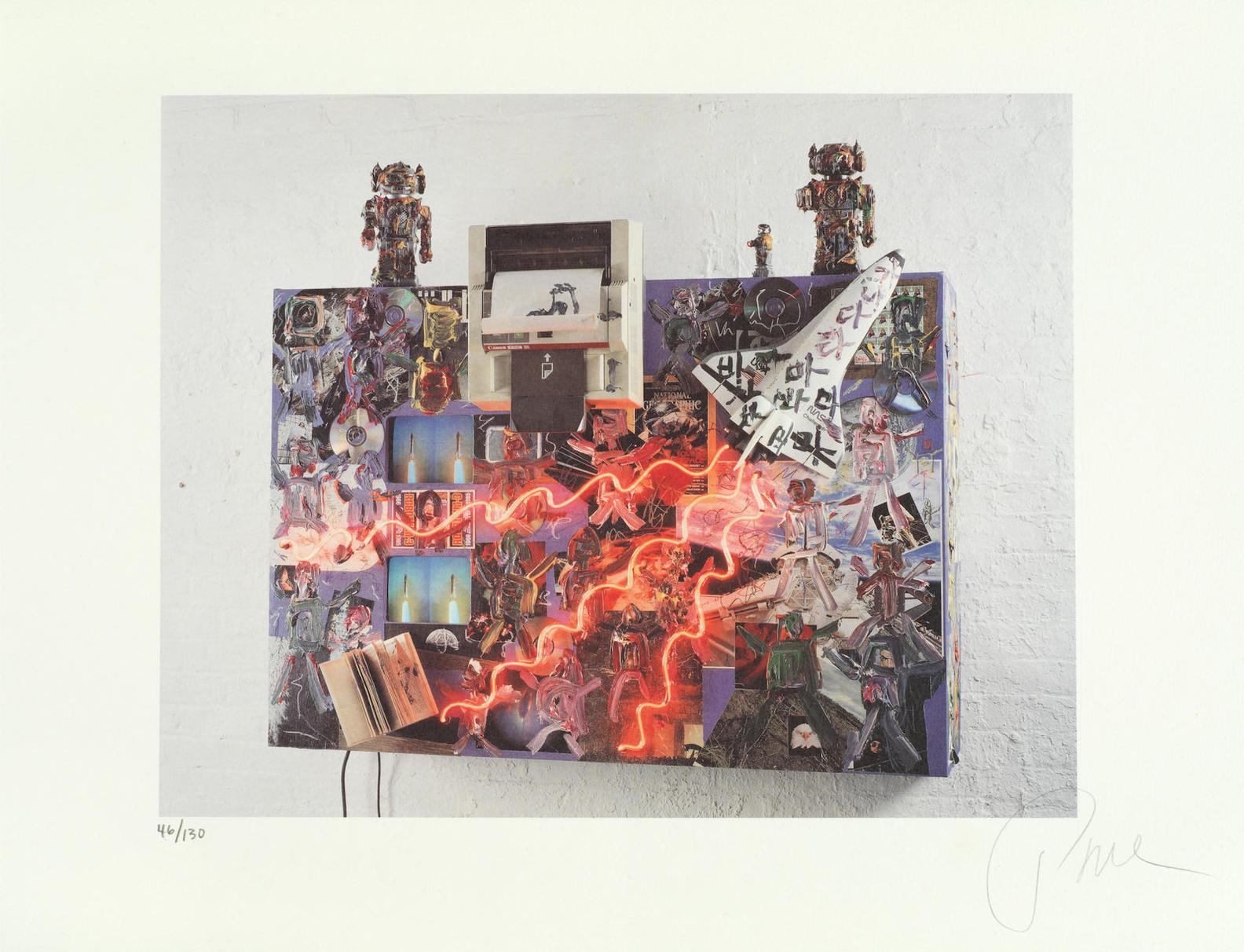 Nam June Paik-Untitled-1992