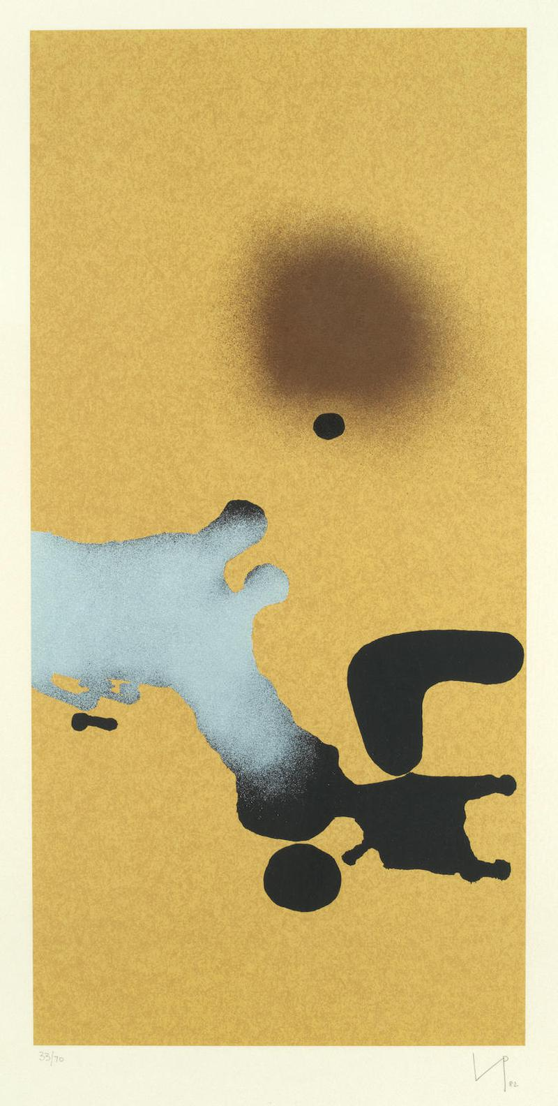 Victor Pasmore-Points Of Contact No. 37-1982