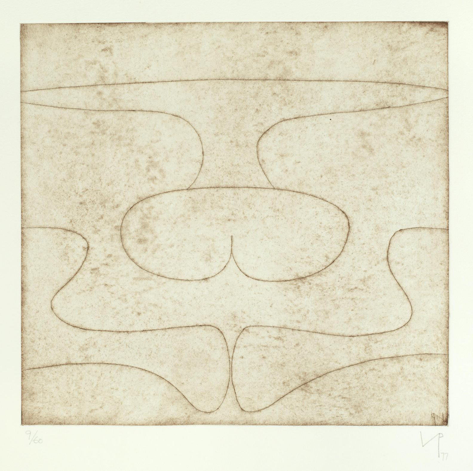 Victor Pasmore-The Cave Of Calypso I & II (T.&H.; 59; 60)-1977