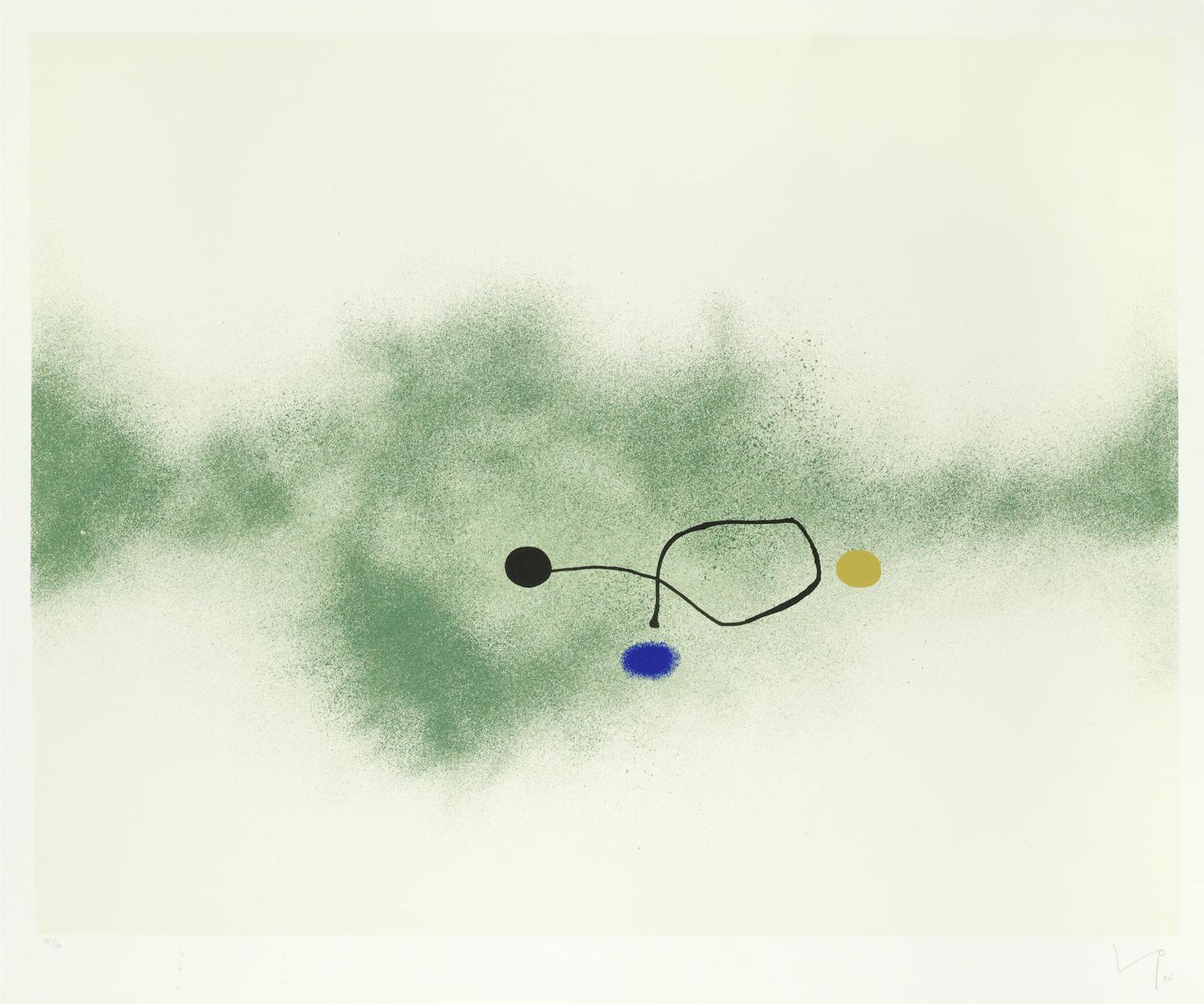 Victor Pasmore-Milky Way (Lynton G.33)-1986