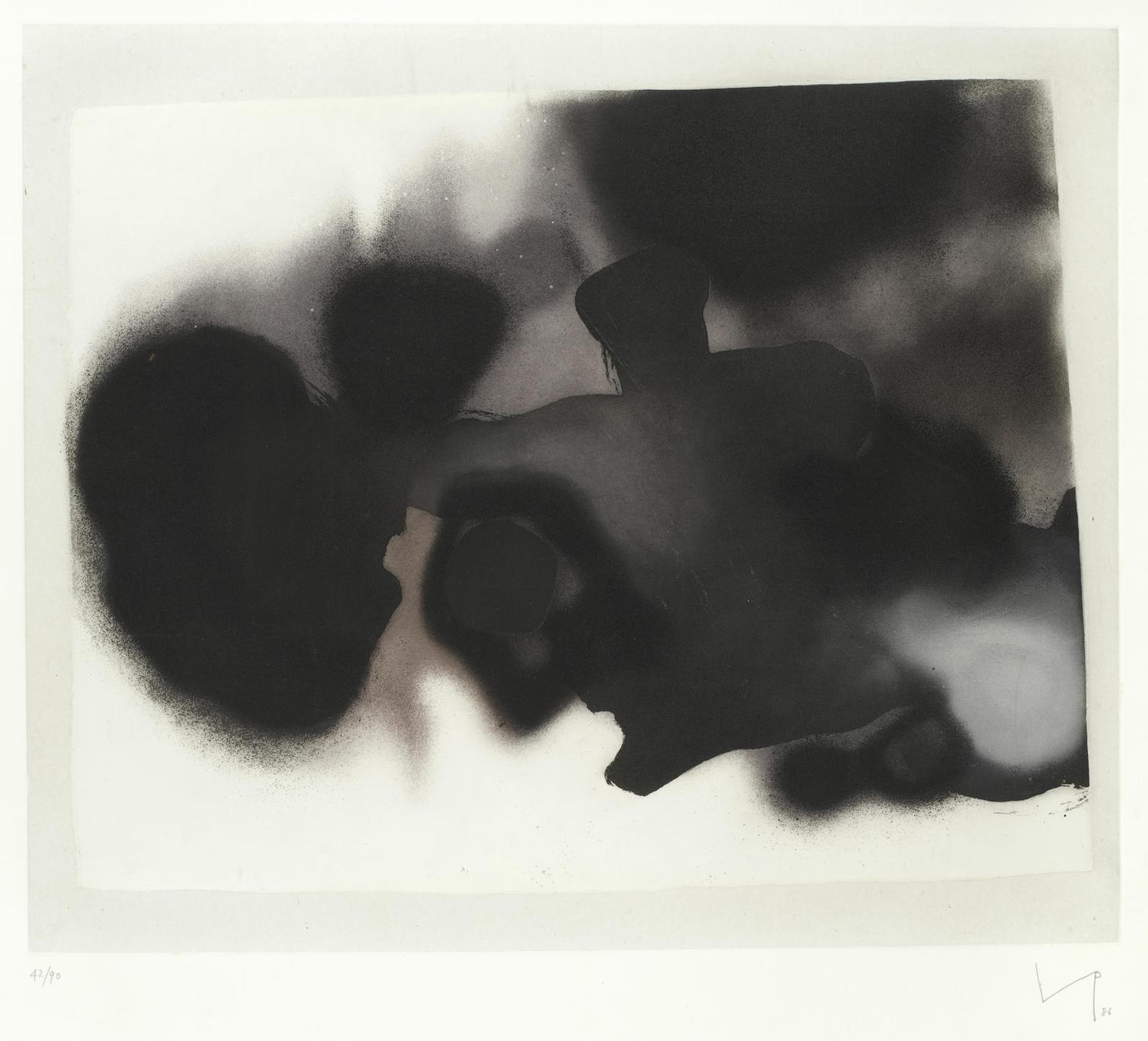 Victor Pasmore-The Cloud (Lyntong.45)-1986