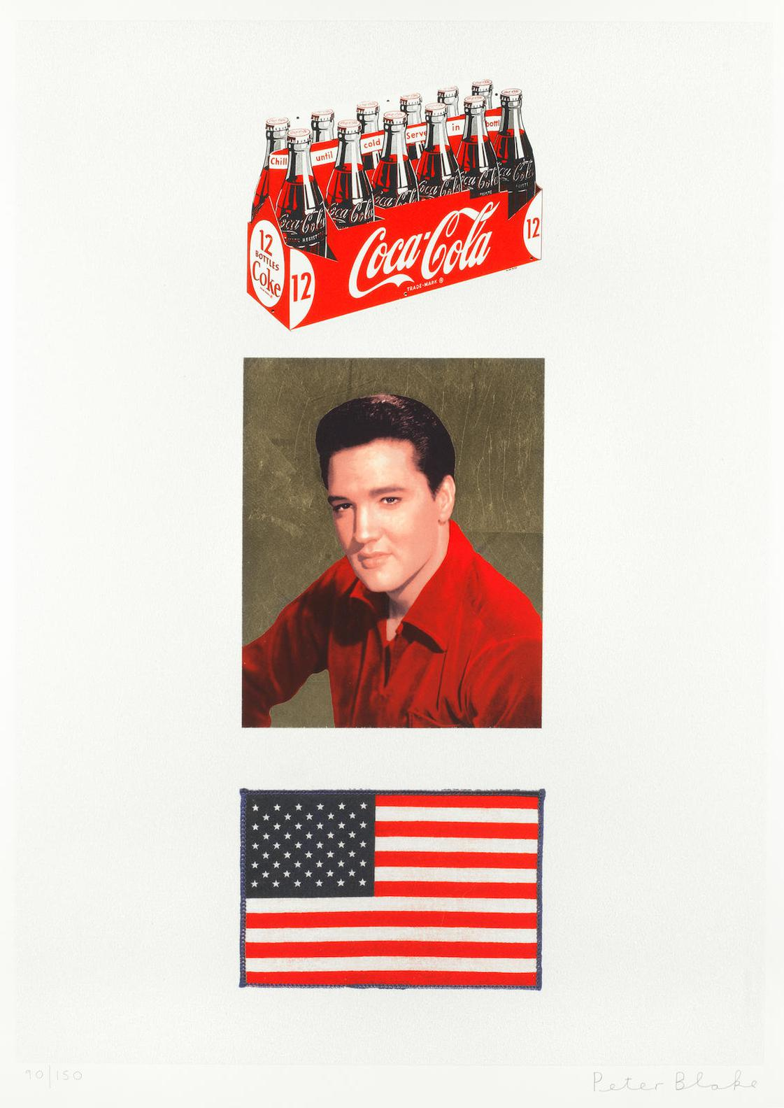 Sir Peter Blake - American Trilogy-2012