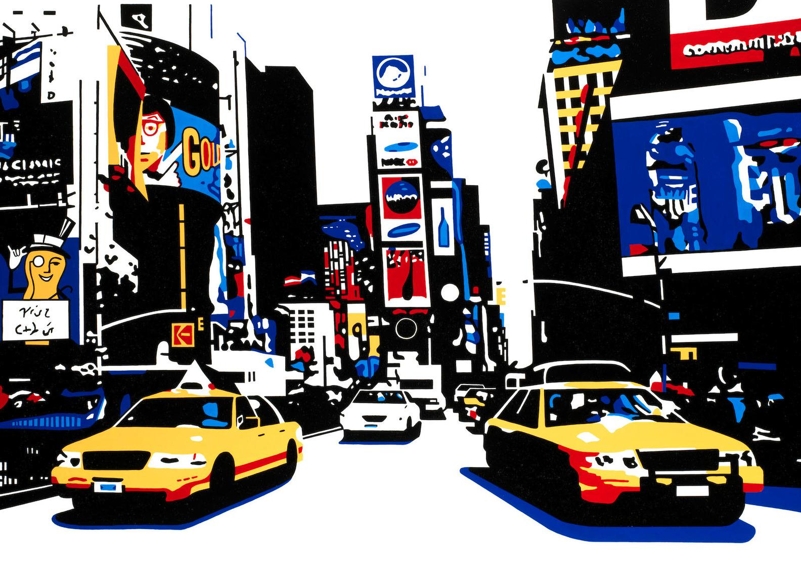 Matthew Lindop-Times Square-2017