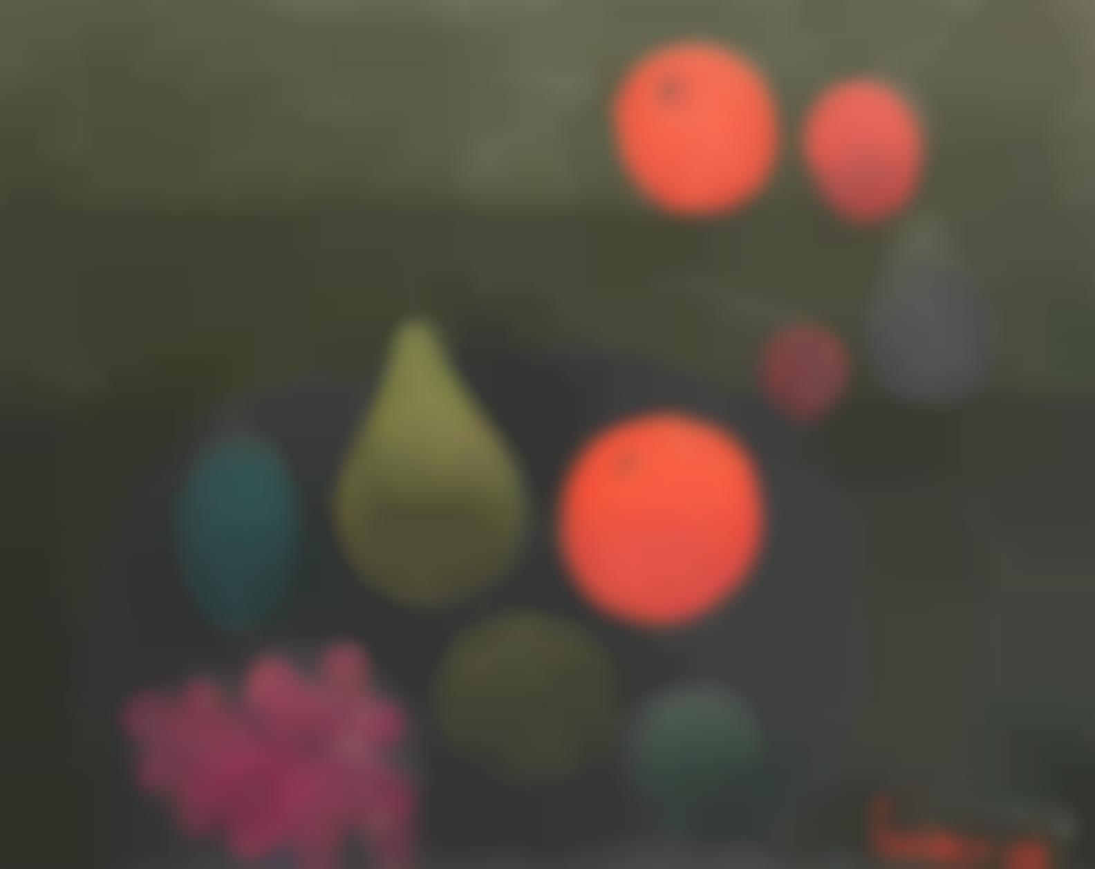 Mary Fedden-Still Life Of Fruit-2009