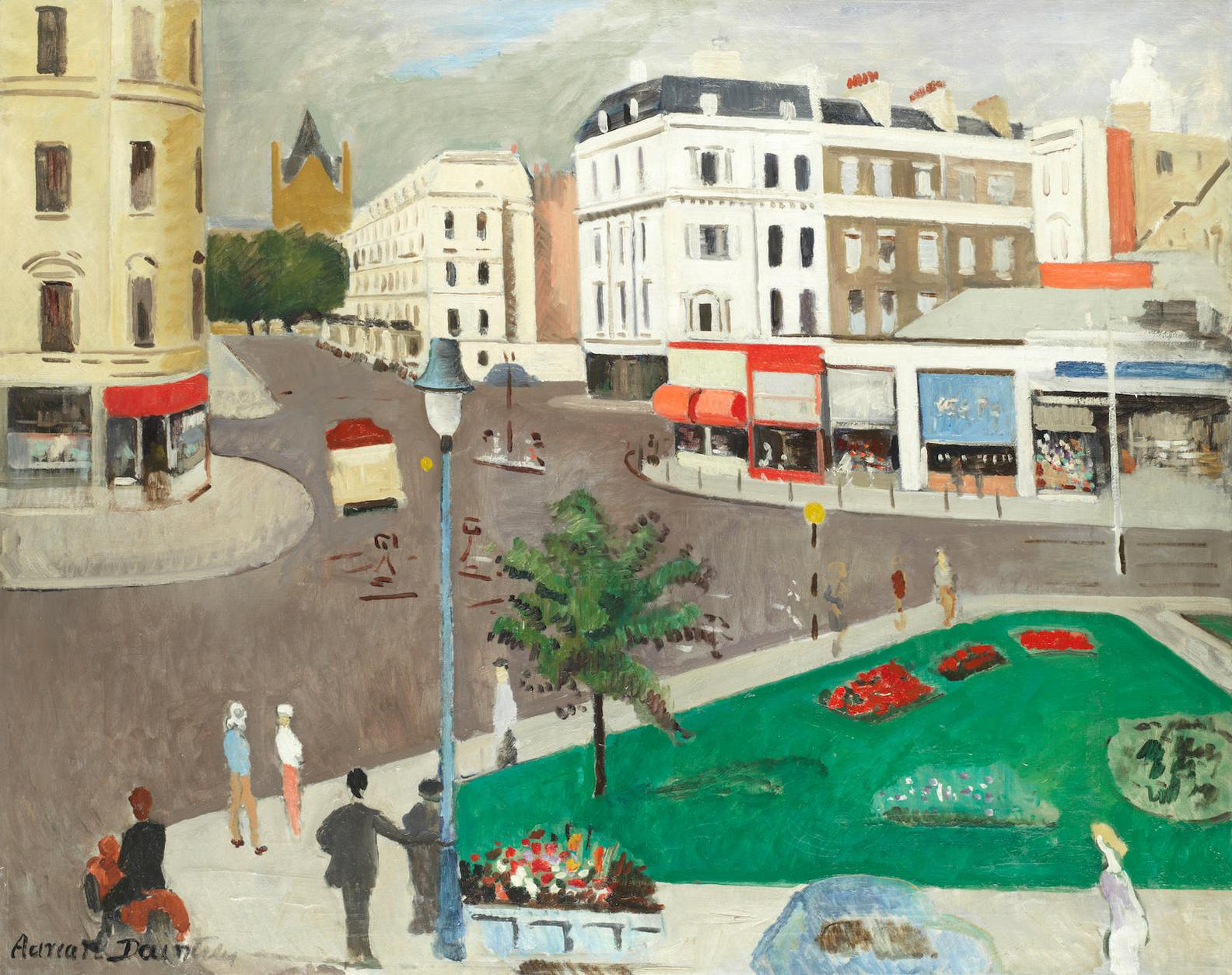 Adrian Daintrey - South Kensington-
