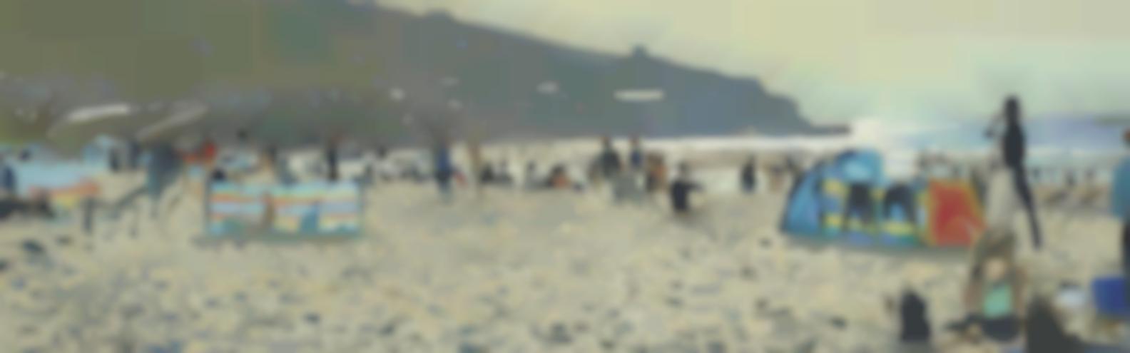 Ken Howard-Beach At Sennen-