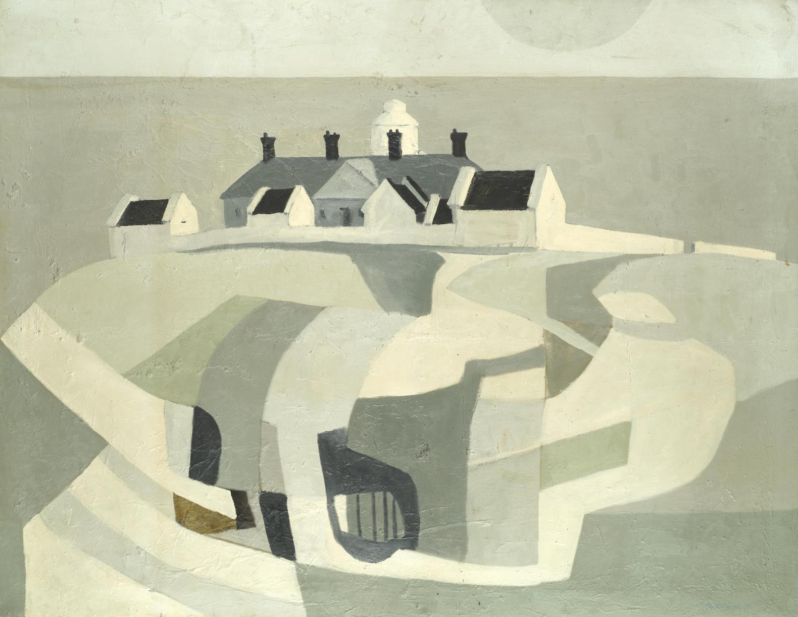 Padraig Macmiadhachain R.W.A. - Anvil Point-1980