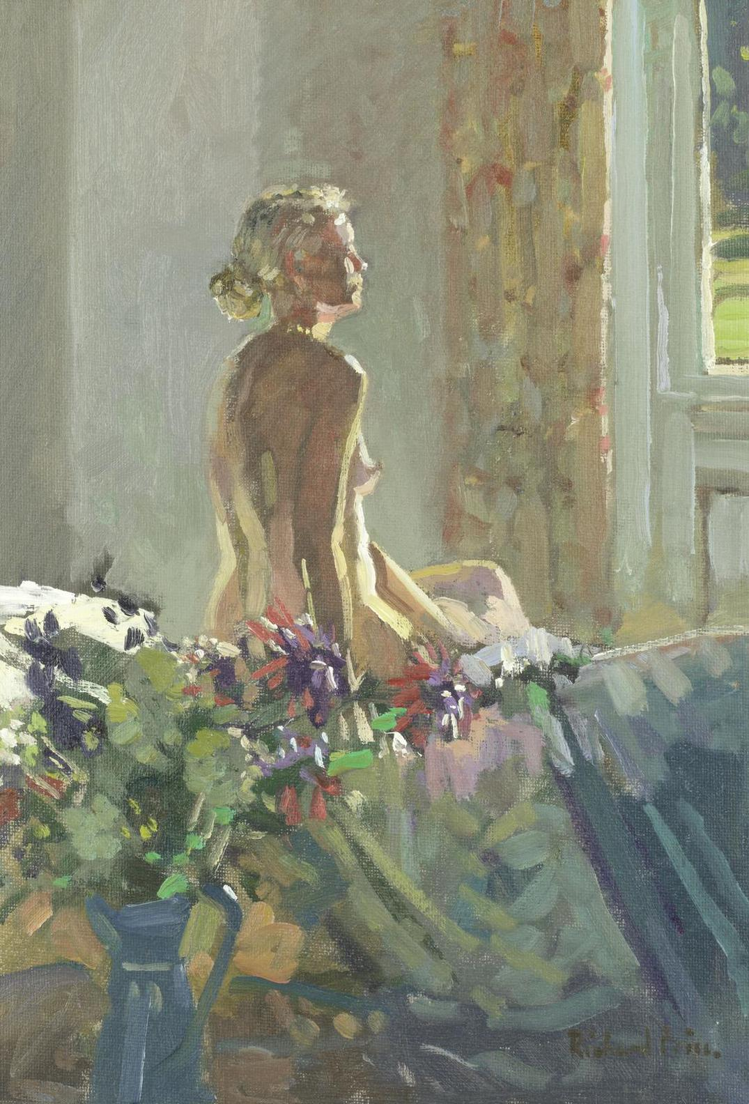 Richard Price R.O.I. - In The Morning Sunlight-