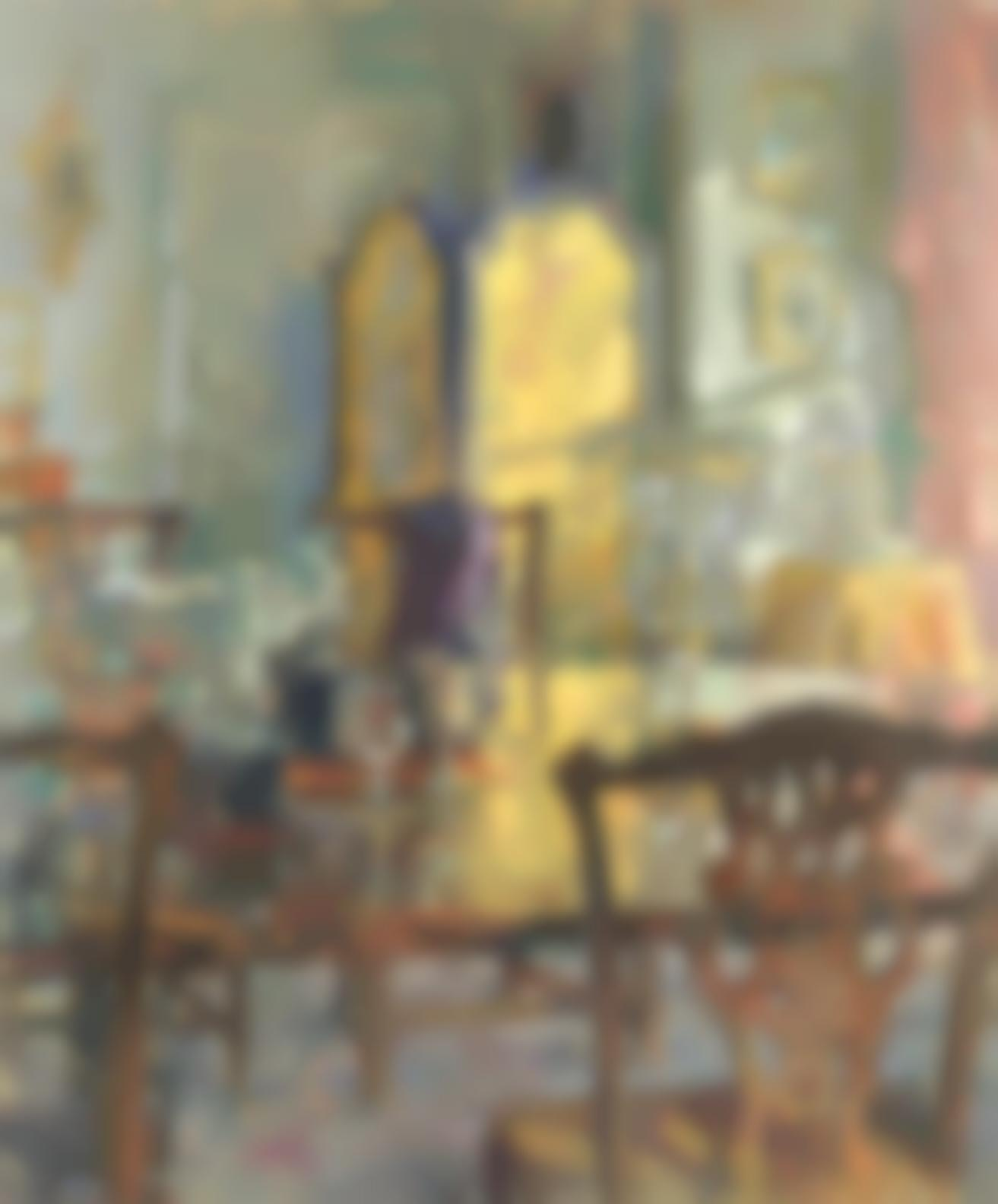 Susan Ryder - The Yellow Screen-
