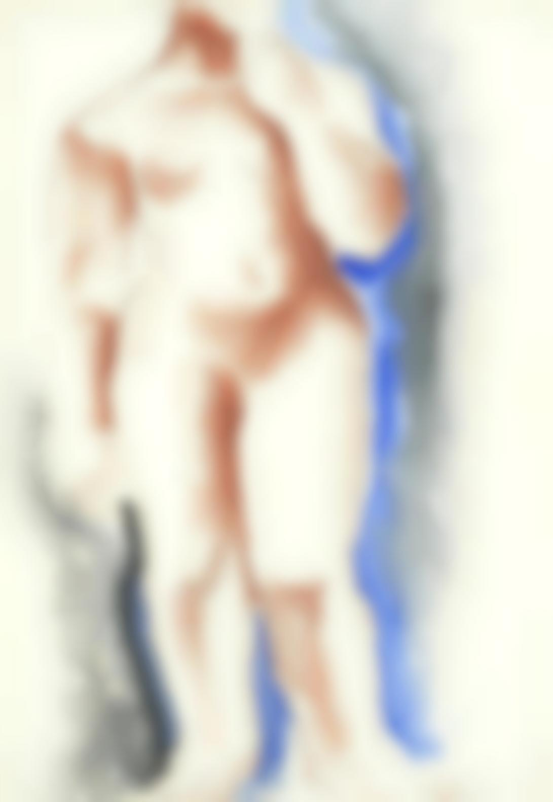 Frank Dobson-Female Nude-1934