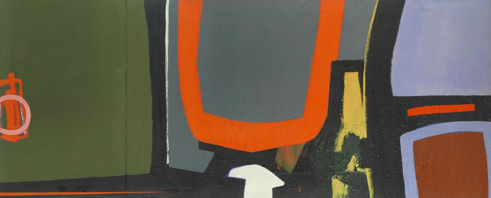Robert O'Rorke - Untitled 1-1970