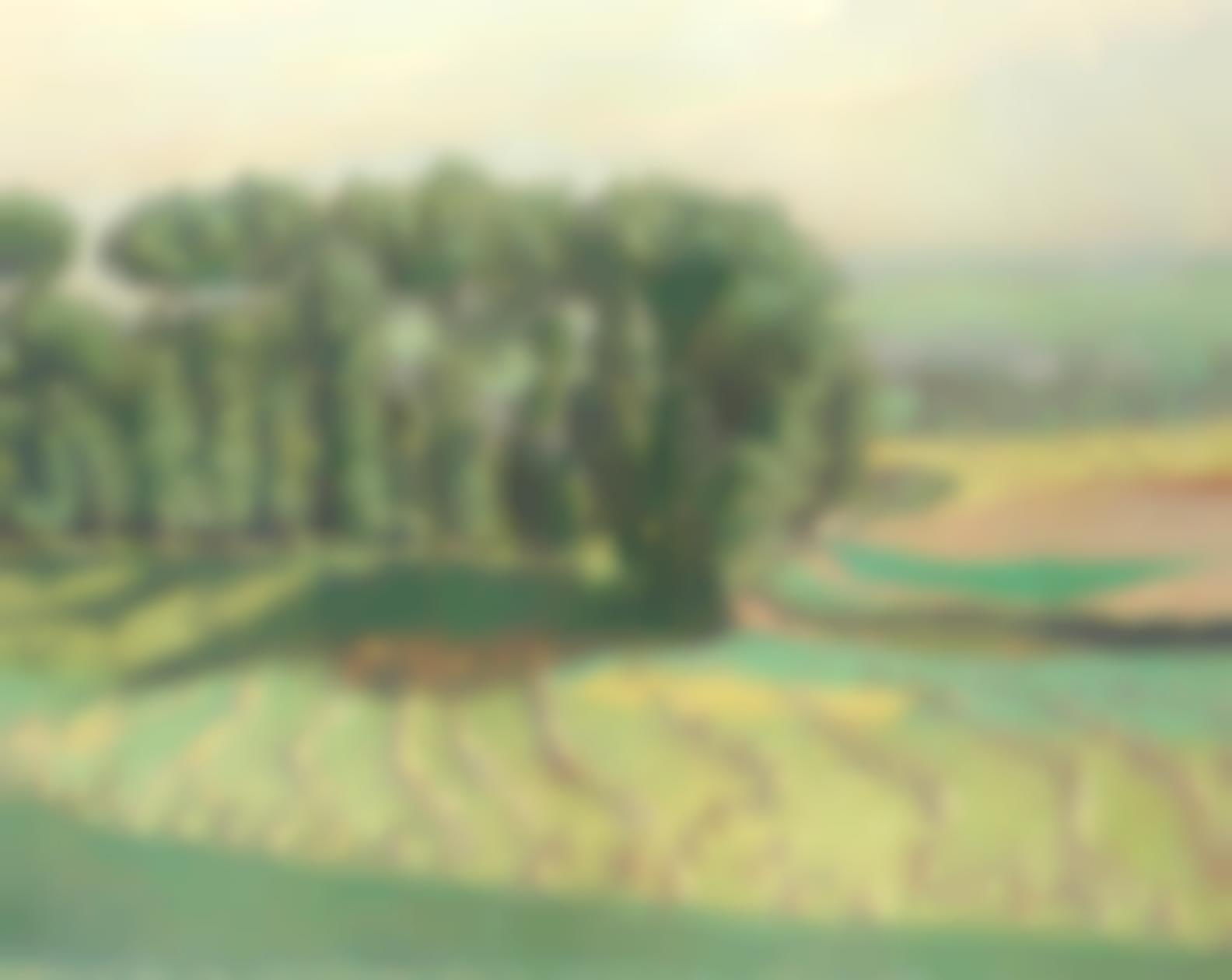 Sylvia Gosse-The Harvest-