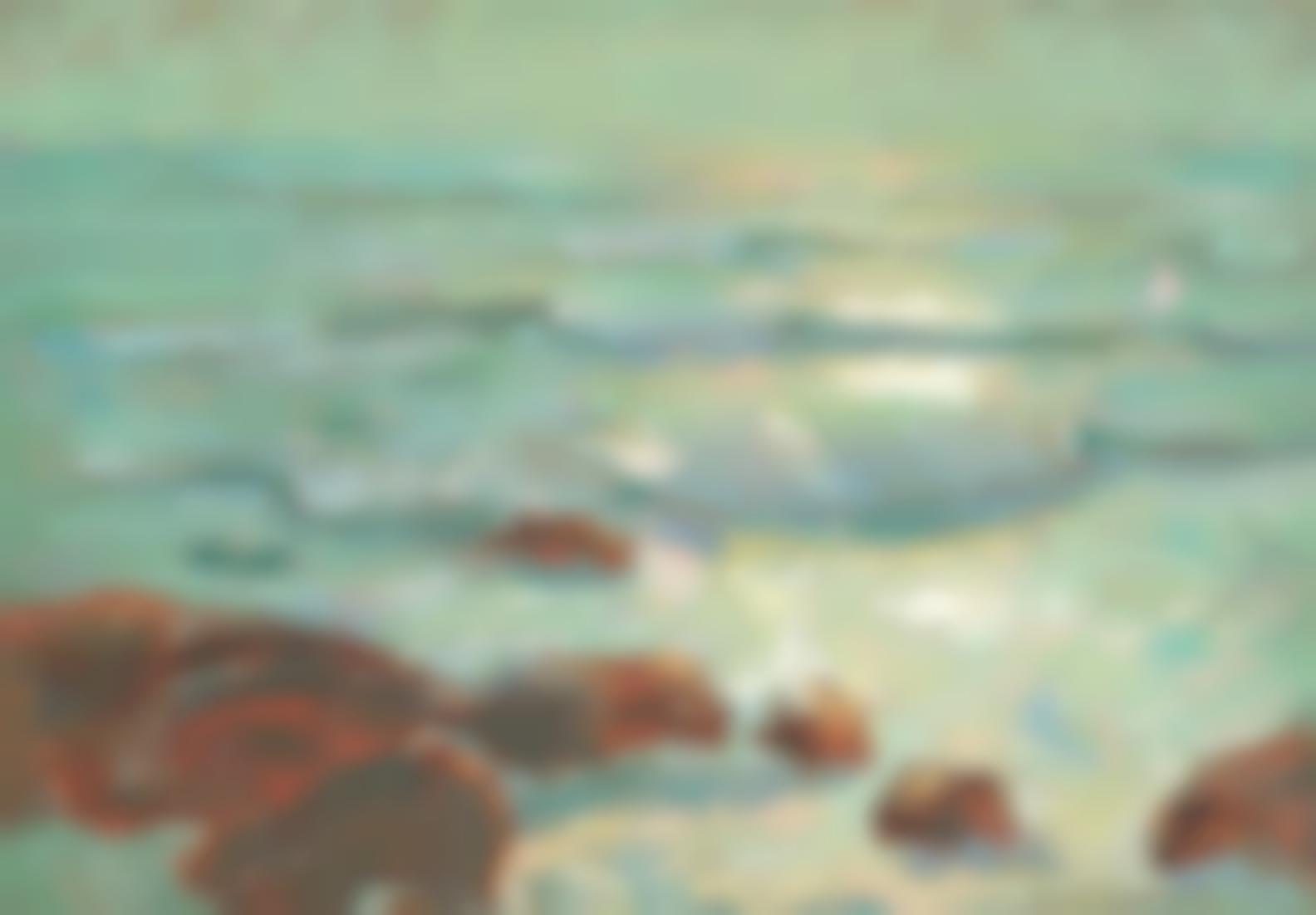 Arthur Hayward - Morning Light, St Ives-
