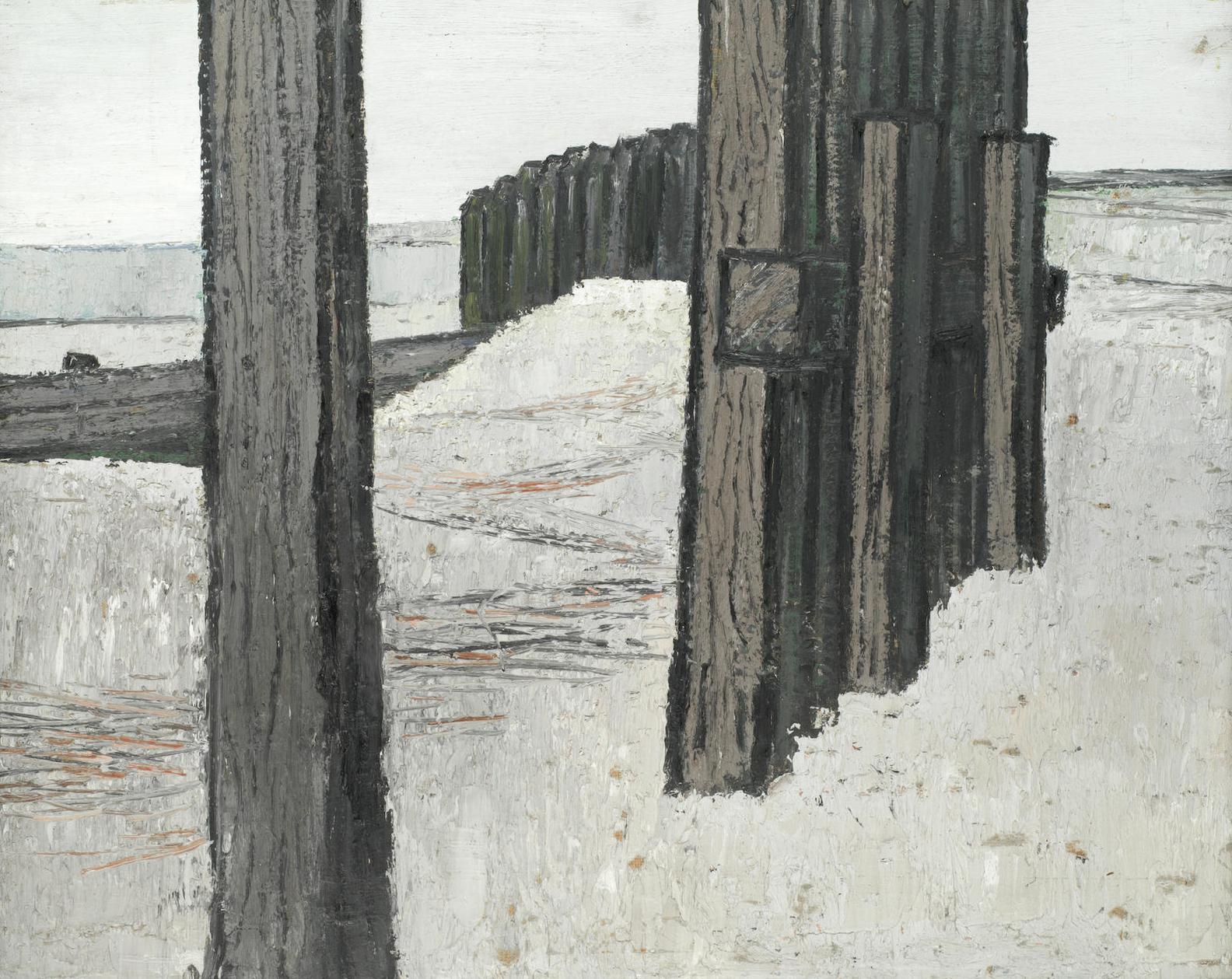 James Boswell-Shoreham Beach 3-1952