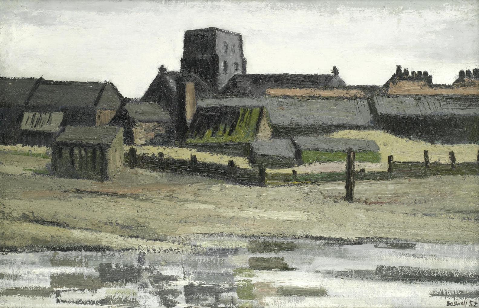 James Boswell-Shoreham Church-1952