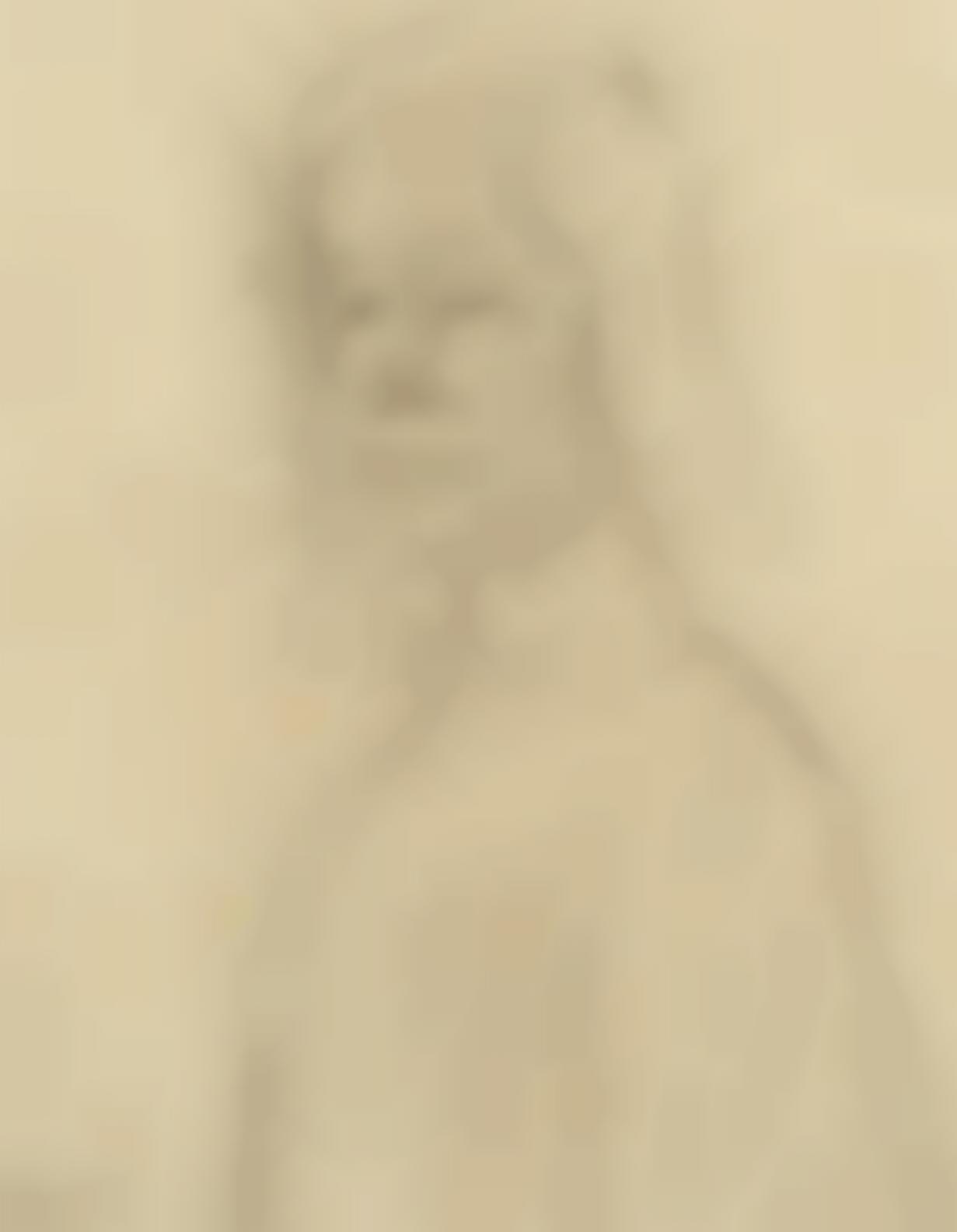 Gwen John-Portrait Of A Girl-