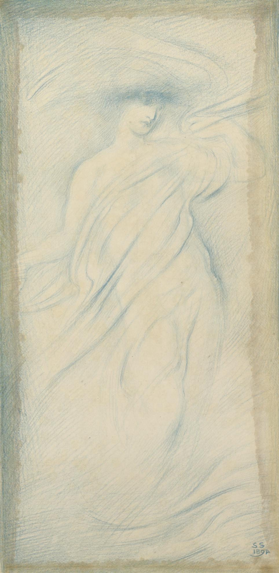 Simeon Solomon - Air-1894