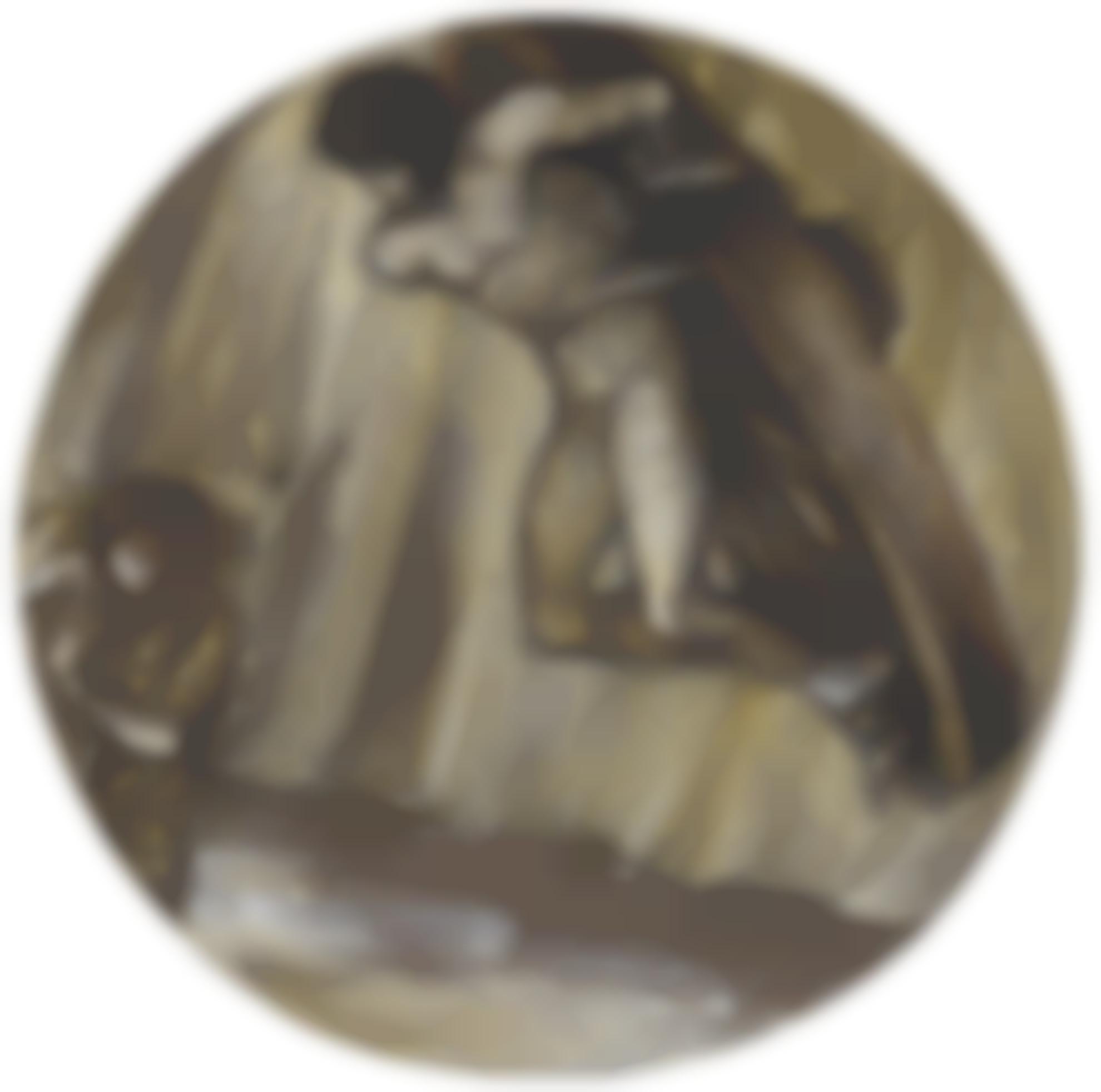 Sir Edward Coley Burne-Jones Bt. - Ixion-