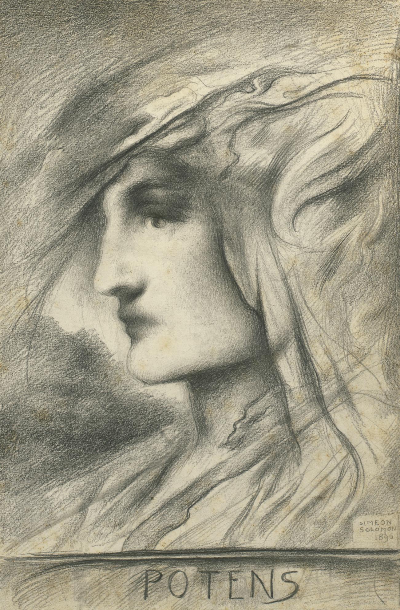 Simeon Solomon - Potens-1896