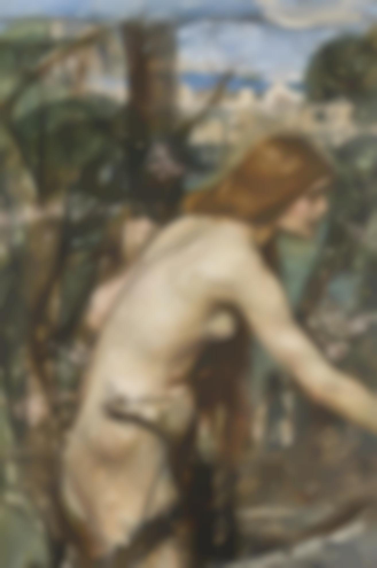 John William Waterhouse R.I. - Phyllis-