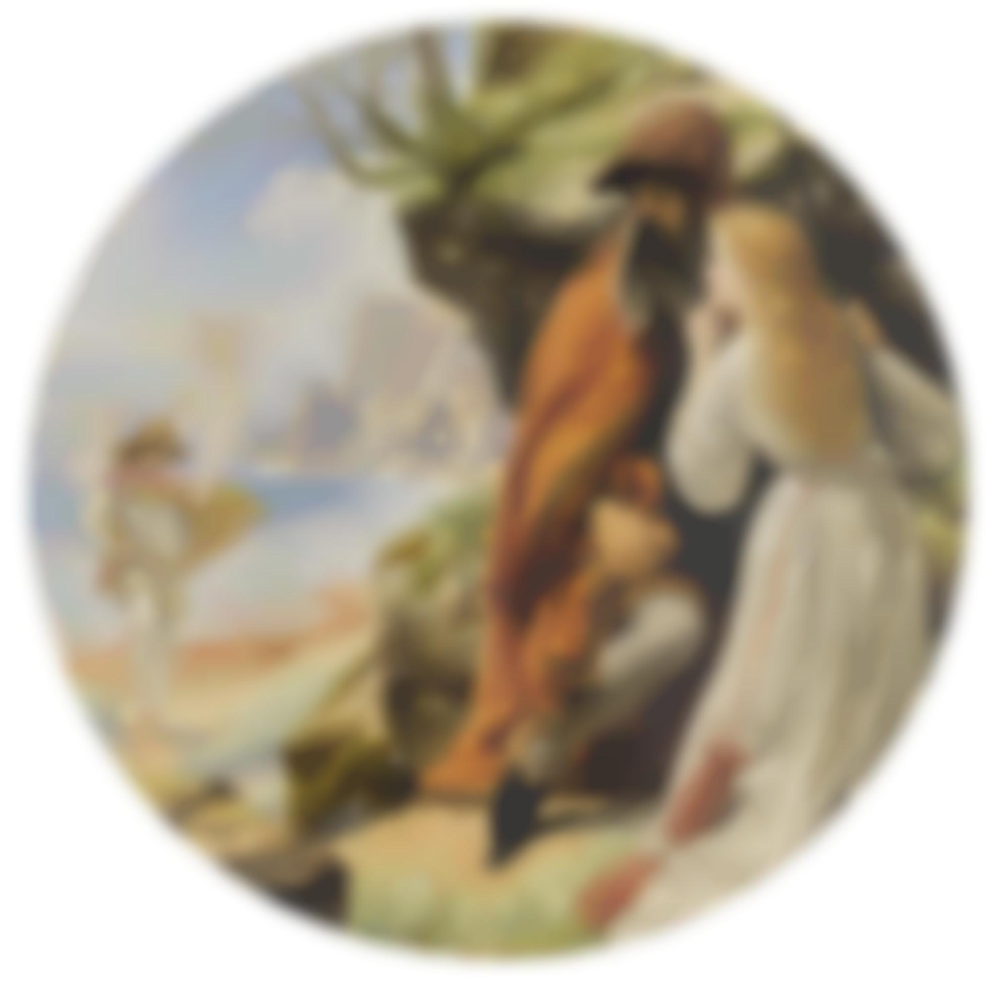 Sir Joseph Noel Paton - Prospero And Miranda, The Tempest-
