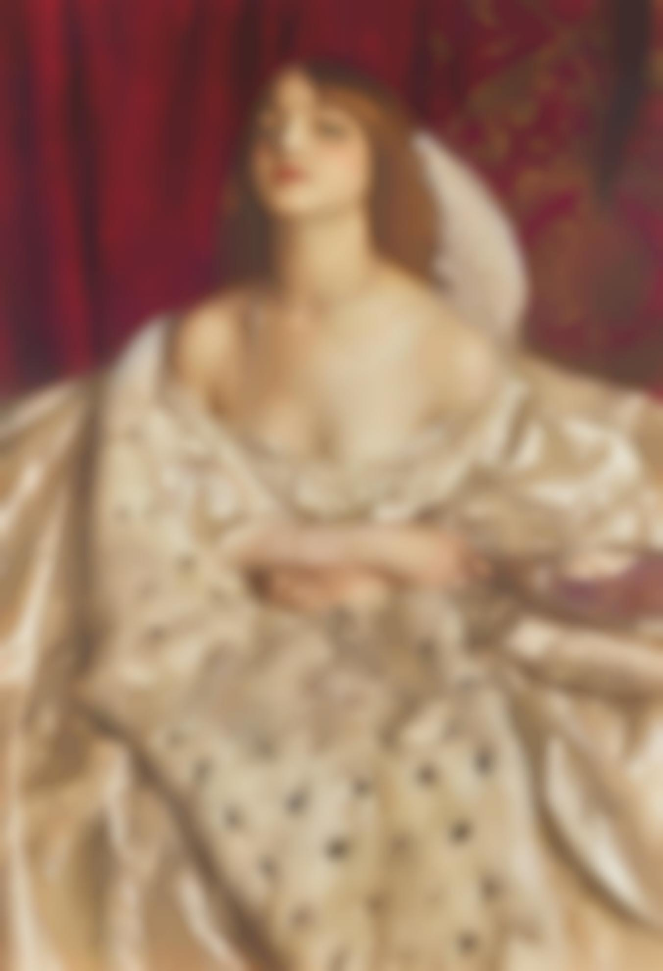 Frank Cadogan Cowper - The Young Duchess-1917