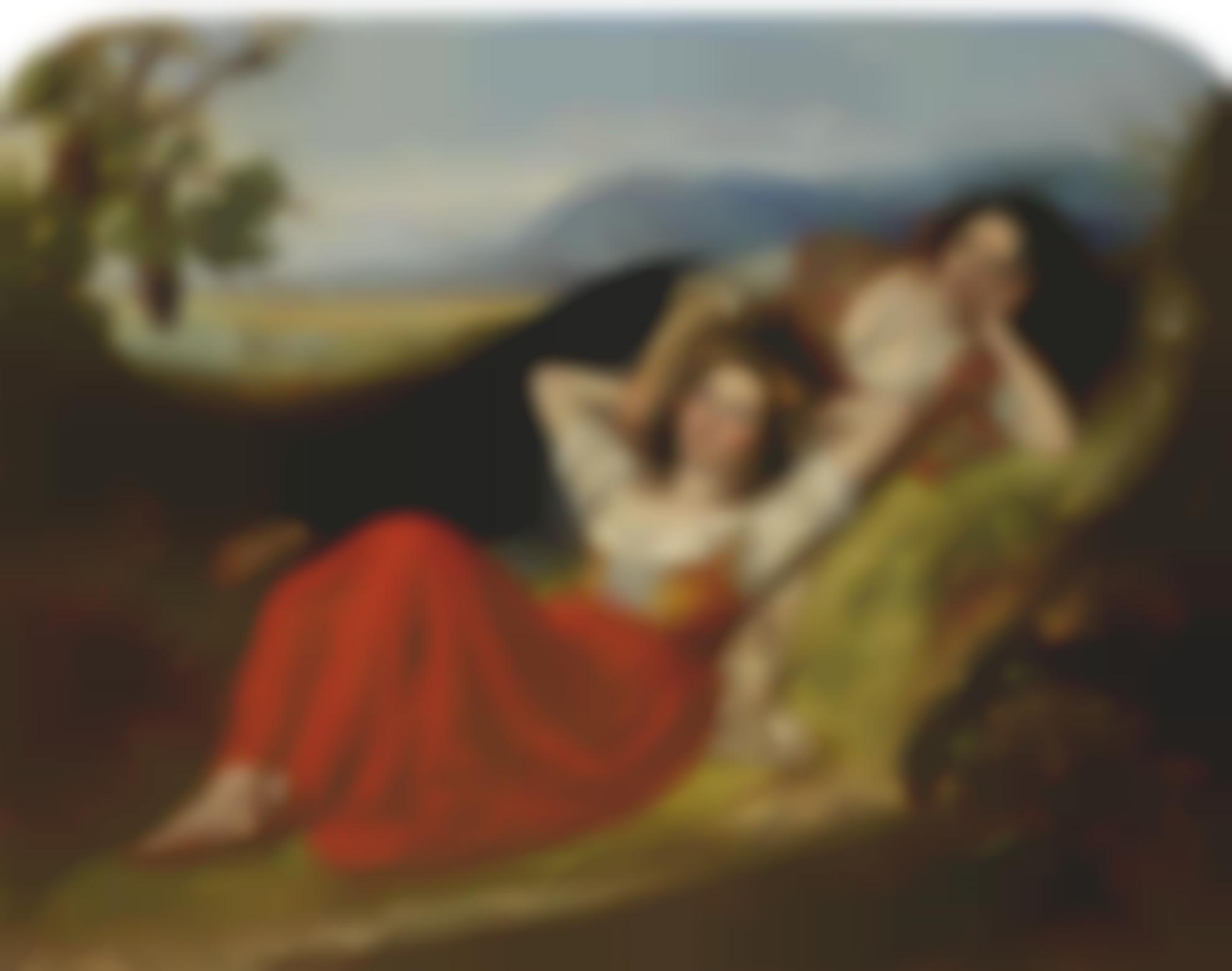Robert Mcinnes - The Grape Harvest-1848