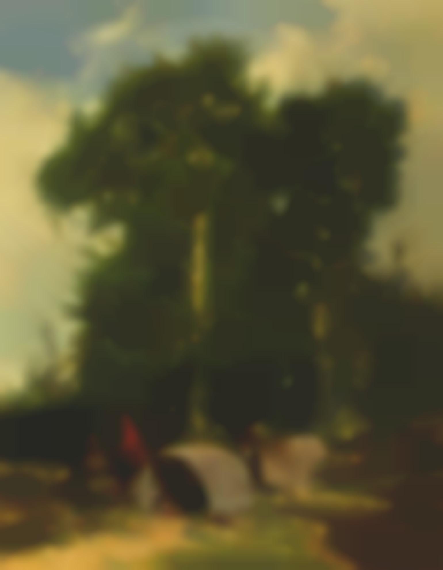 John Ritchie - An Encampment-