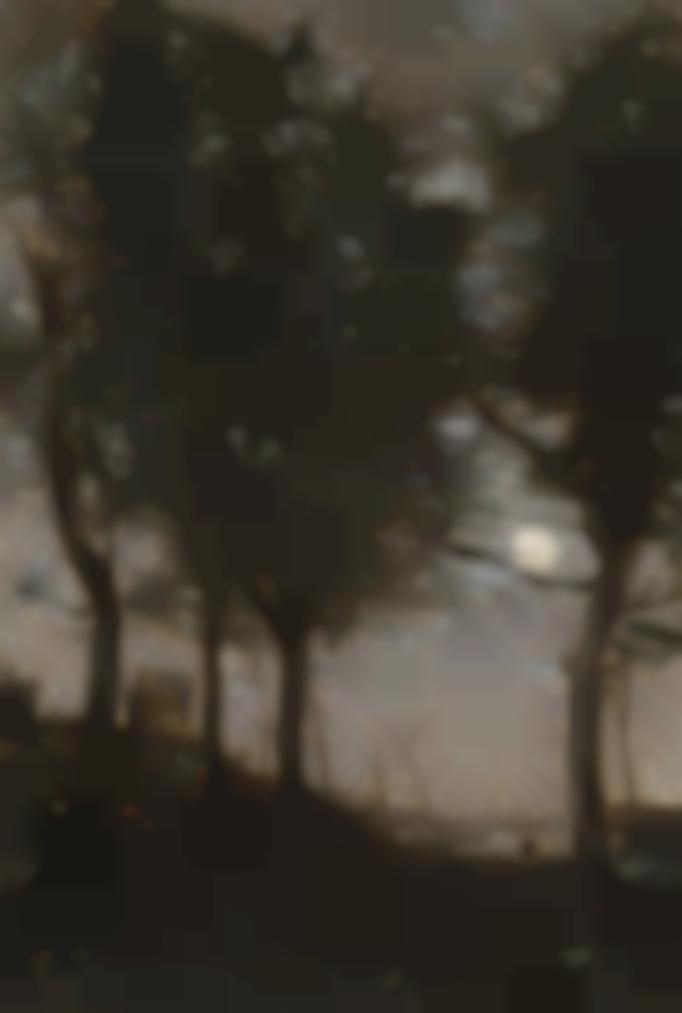 Jean-Baptiste-Camille Corot-Clair De Lune Au Bord De La Mer-