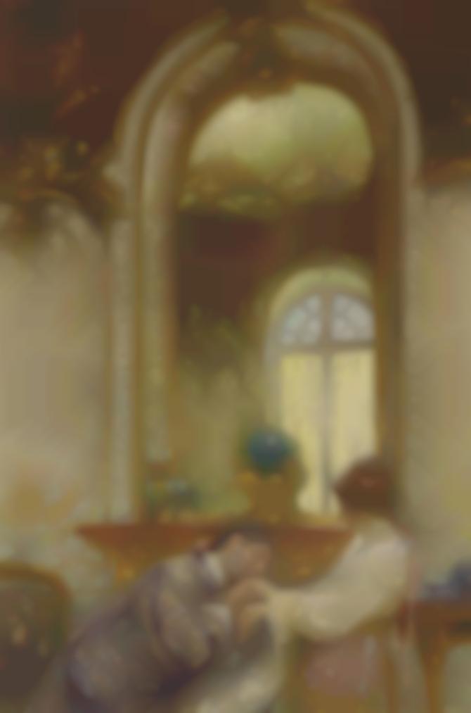 Gaston La Touche - The Engagement-1999