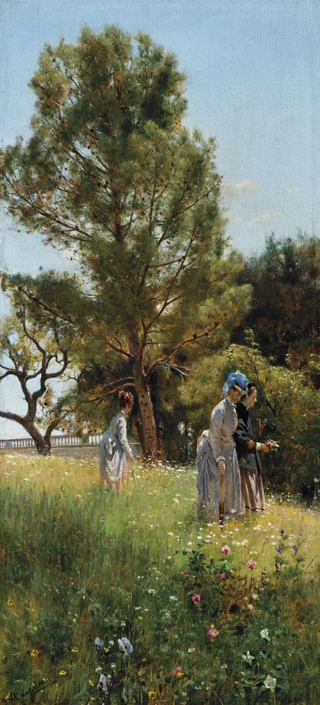 Alceste Campriani - Al Parco-