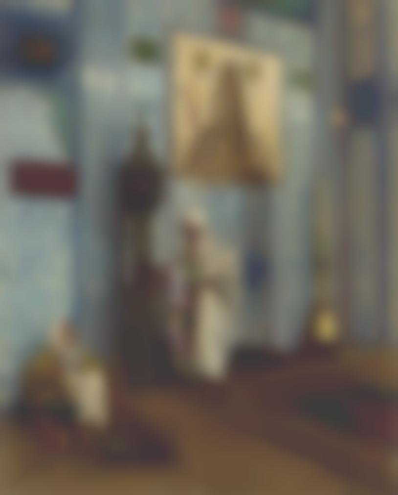 Rudolf Ernst - In The Mosque-
